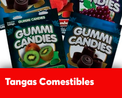 Tangas Comestibles
